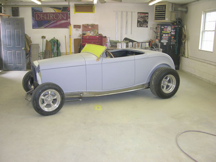 """1932 Ford Roadster for """"2013 Shades Giveaway Car"""