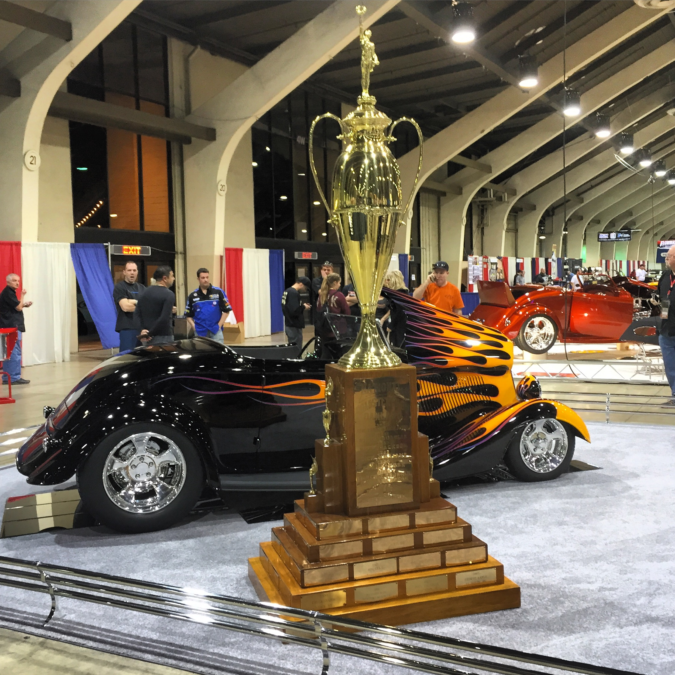 Alloways Hot Rod Shop News 1951 Chevrolet Custom We Have Won 2015 Americas Most Beautiful Roadster Along With Street Of The Year By Goodguys 37